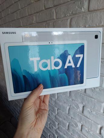 """SAMSUNG Galaxy Tab A7 LTE 3GB 32GB 10,4"""" SM-T505 Silver"""