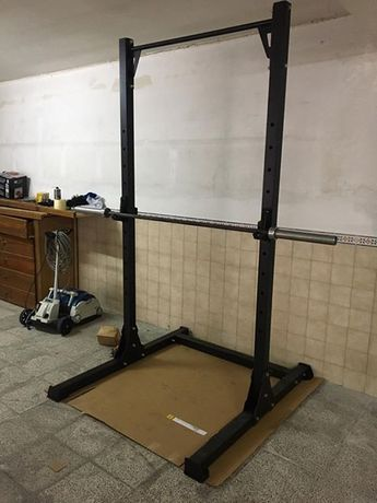 Squat Stand Home Edition