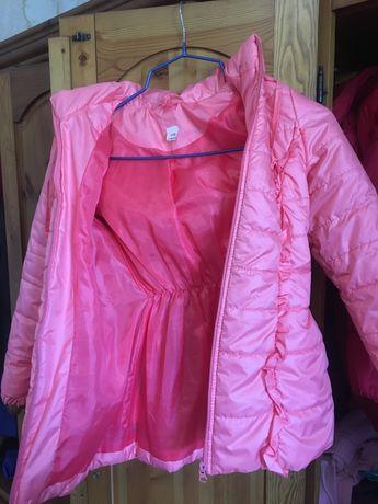 Детская девчачья куртка