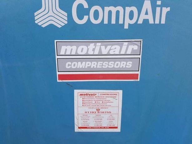 Kompresor śrubowy compair