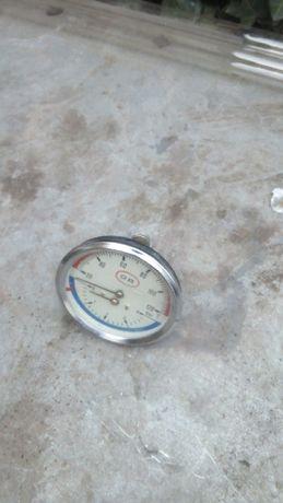 продам манометр и термометр в одном