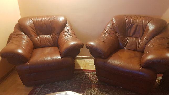 Komplet kanapa 2 osobowa +2 fotele