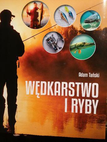 Wędkarstwo i ryby Adam Tański