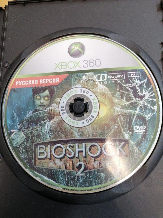 Игра для XBOX 360 Bioshok 2 страдание l.t 3.0 Алексеевка - изображение 1