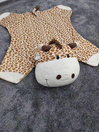 Kocyk, dywanik żyrafka