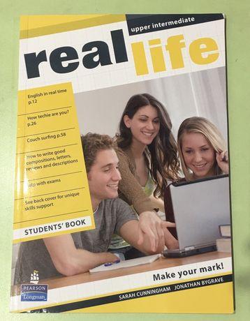 Real Life Upper Intermediate Students' Book