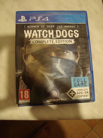 Sprzedam grę Watch Dogs 1