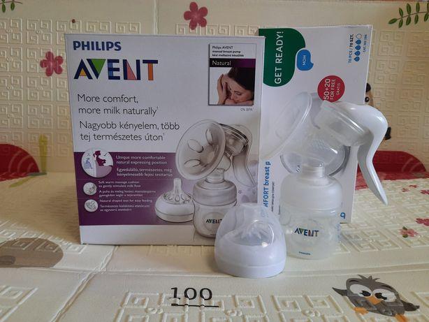 Продам молокоотсос Philips AVENT. Лактационные вкладыши в подарок