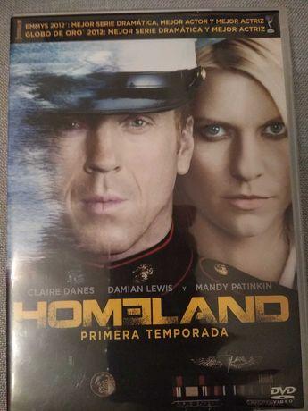 DVD original série. 12 episódios