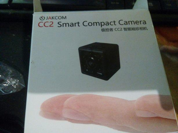 Видеокамера Jakcom CC2 Smart Compact Full HD Black (jkmaccc2b)
