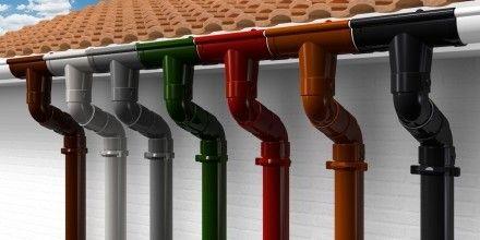 Продам водостічні системи імпортного та вітчизняного виробництва