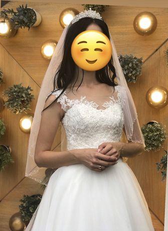 Свадебное платье/ продам срочно