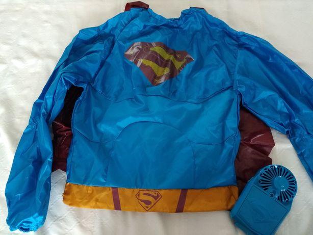 Camisola insuflável Superman