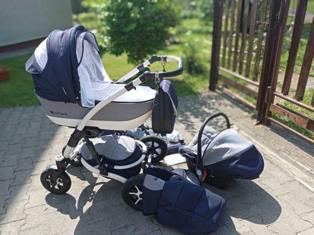 Wózek Baby Active 3 w 1