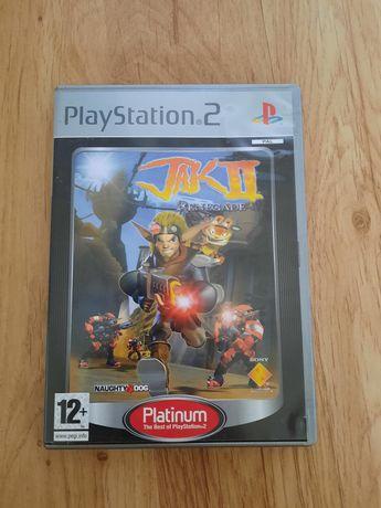 JAK 2 Renegade PS2