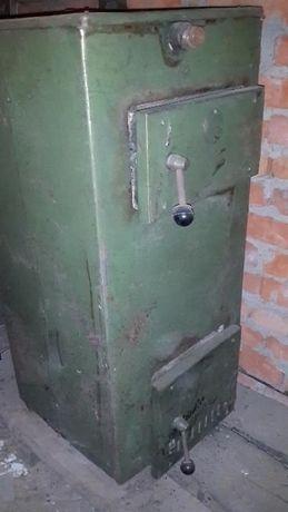 Котел твердотопливный КС-Т 16, толстый металл а не консервная банка