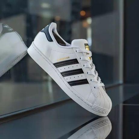 КОЖАНЫЕ Adidas Superstar Original 100% оригинал!