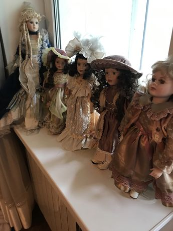 Куклы керамика СРОЧНО