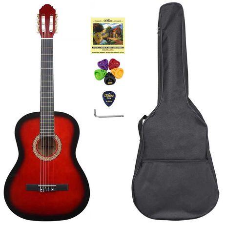Гитара классическая Almira CG-1702 RD (комплект)