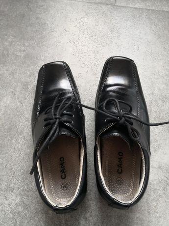 Buty eleganckie czarne