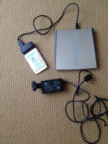 Freecom II Conceptronic USB, NOVO(leitor CD/DVD)