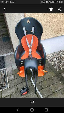 Fotelik rowerowy. /nie romer /
