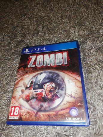 Gra  na konsole PS4 Zombi