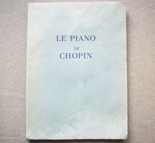 Le Piano de Chopin, K. Jeżewski, 1983.
