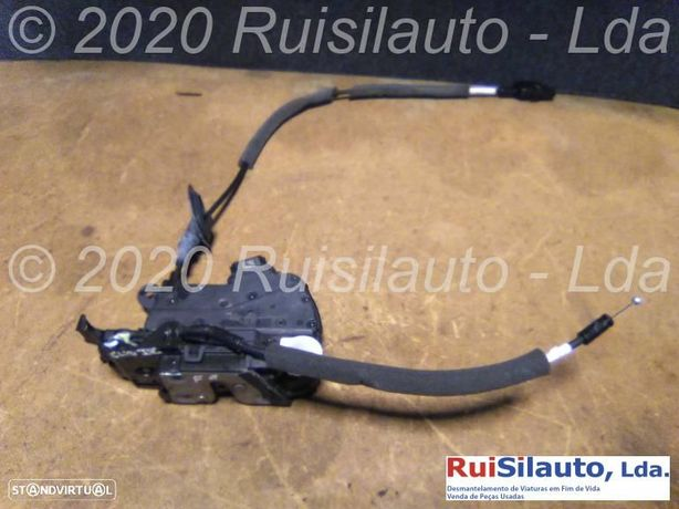 Fechadura Porta Frente Esquerda  Renault Clio Iv (bh_) 1.5 Dci