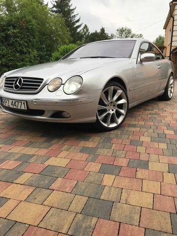 Mercedes CL600 V12 stan kolekcjonerski