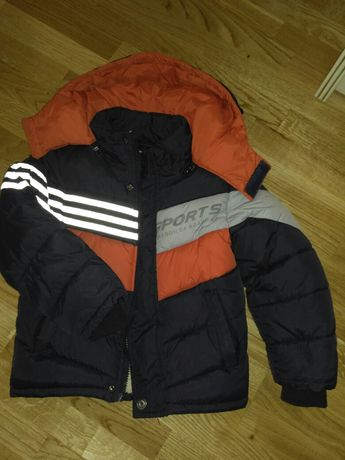 Курточка для хлопчика 2-3 роки