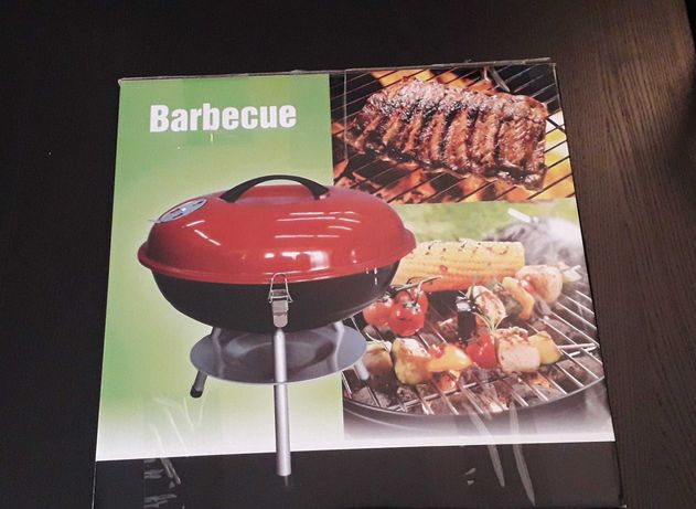 Barbecue p/ carvão novo