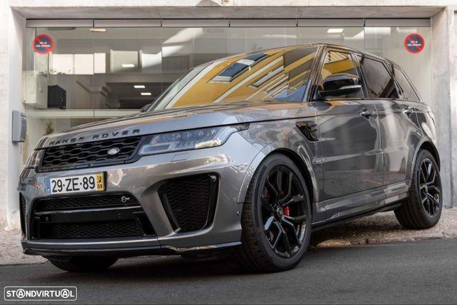 Land Rover Range Rover Sport 5.0 V8 S/C SVR