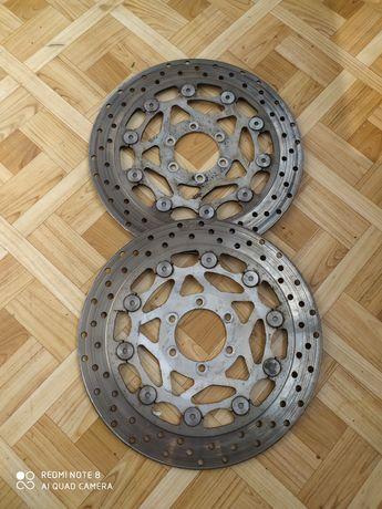 Тормозные диски на мотоцикл