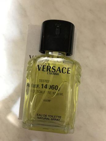 Versace L'Homme оригинал 100ml обмен/продажа