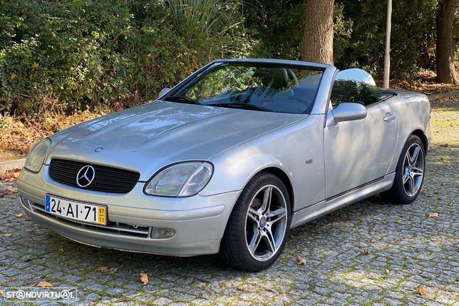 Mercedes-Benz SLK 200 GPL