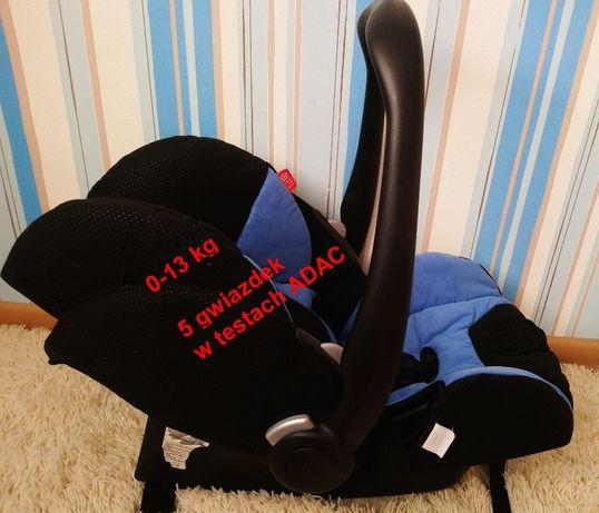 Recaro Young Profi Plus Fotelik samochodowy 0-13kg ADAC