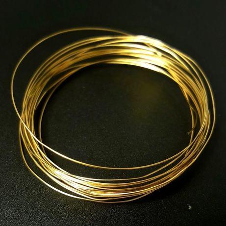 Золота проволока 585