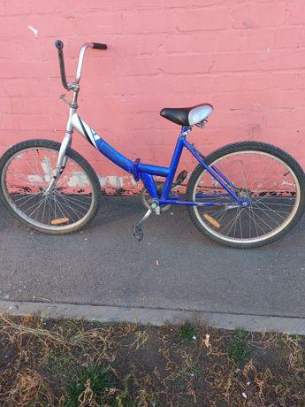 Велосипед САЛЮТ+