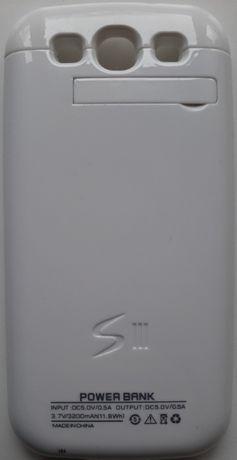 Powerbank 3200mAh micro USB Galaxy S3
