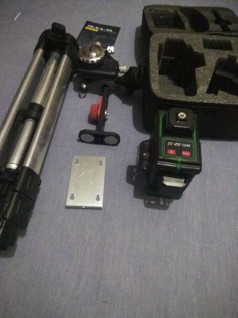 Лазер зелёный, 12 линий, новый