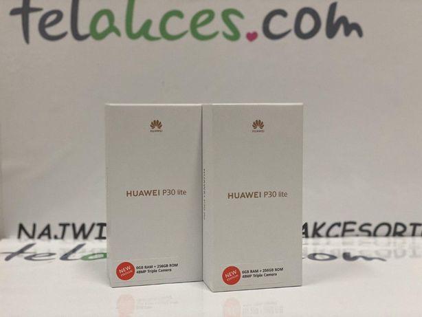 Huawei P30 Lite NEW Dual Sim 6/256GB Crystal Manufaktura ŁÓDŹ 1149zł