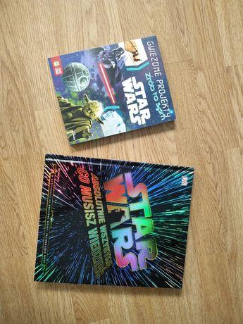 Zestaw książek książka Star Wars