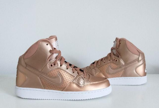 Nike Air Force złote 39 nowe