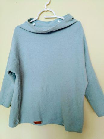Sweter wełna 38-40