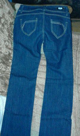 Spodnie dzinsowe 38 sprzedam lub zamienię