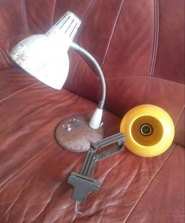 Lampa / lampy PRL / 2 sztuki /