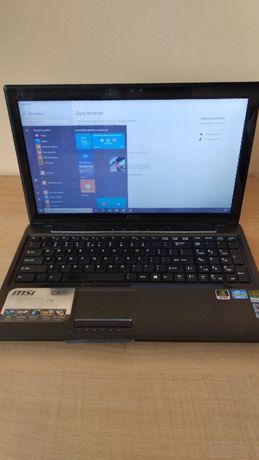 laptop msi cx 61