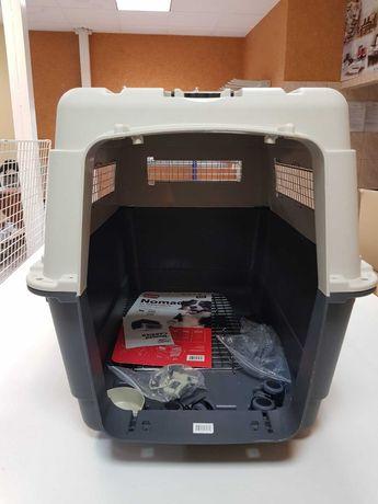 Transporter lotniczy dla psa Karlie 513775 do 50kg r.XXL 100x67x75