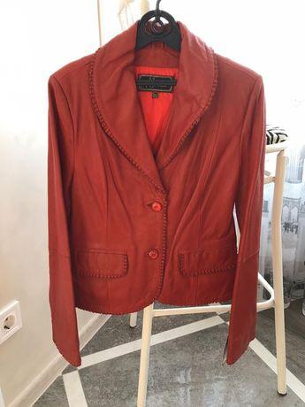 Пиджак из натуральной кожи Marenchi Leather Club Lederlum By Tua